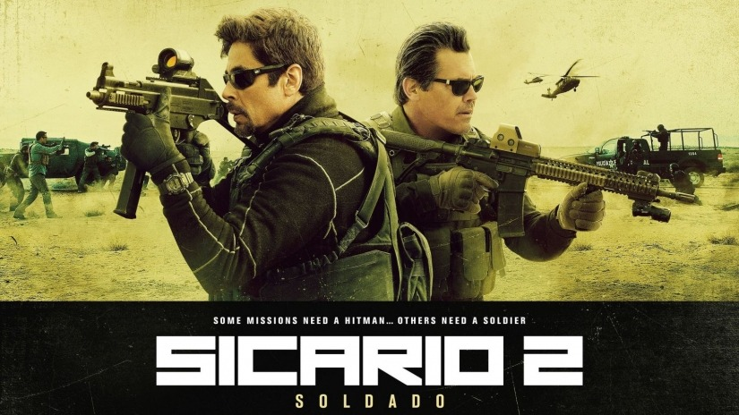 Sicario 2 Soldado Film Review Nationcymru